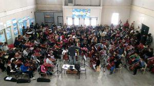 La Orquesta Escuela, entre los atractivos programados