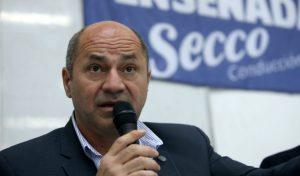 El intendente ensenadense Mario Secco, invitado a la apertura
