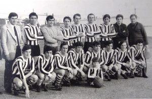 El Estrella de 1971 en el torneo Regional