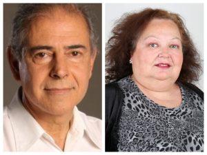 Mario Mazzitelli y Cristina Mullen, primeros en las listas de pre-candidatos a diputado nacional y concejal, respectivamente.